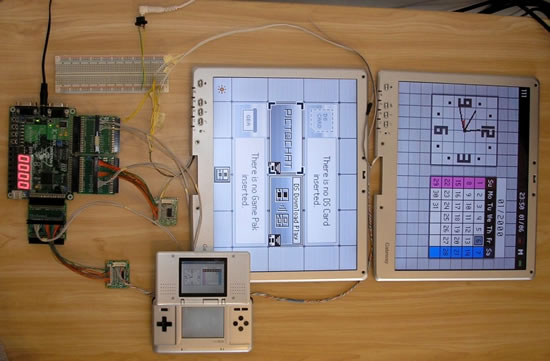 Nintendo DS XXL