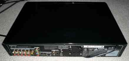 Samsung BD-UP5000 (conexiones)