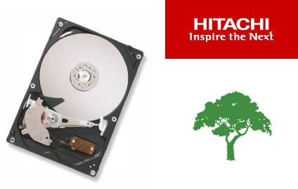 Hitachi Deskstar P7K500