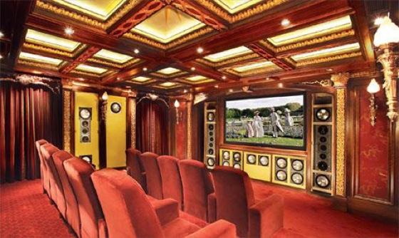 Nautilus Home Cinema