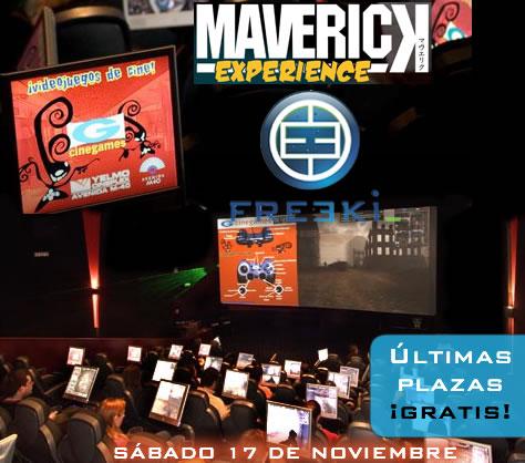 Maverick Experience