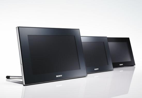 Marcos digitales de Sony