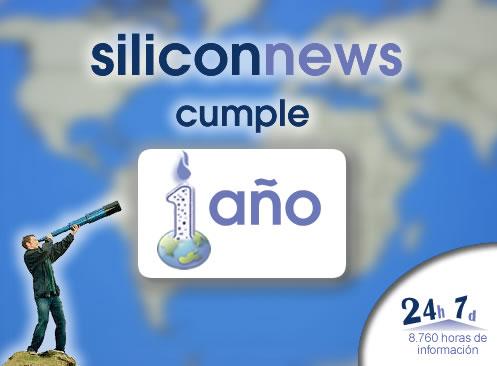 Aniversario de SiliconNews
