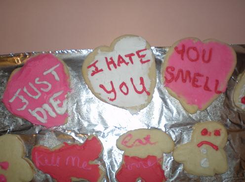 Odio San Valentin