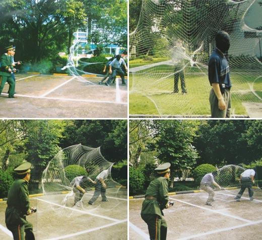 Net2000 lo nuevo de la policía china para disolver manifestaciones tibetanas