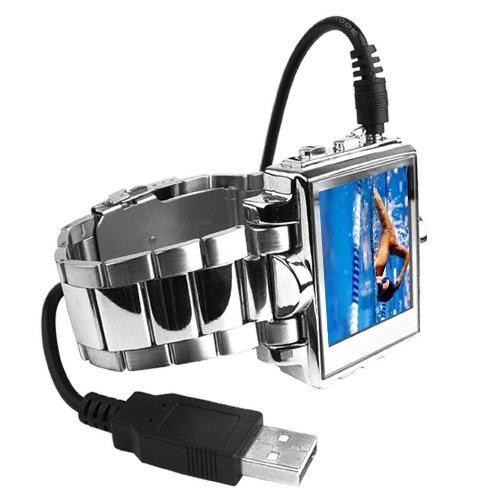 Reloj multimedia con pantalla de 1,8 pulgadas