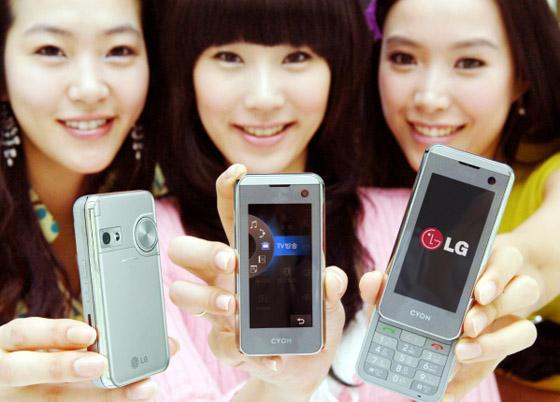 LG-KF700