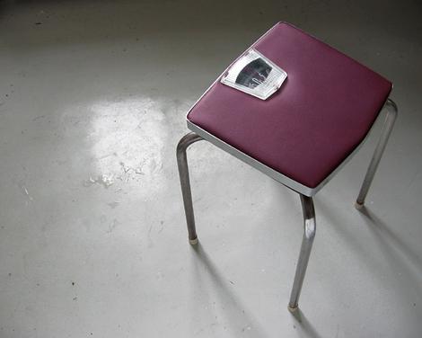Weighing-Seat