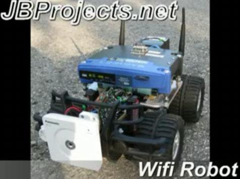Wi-Firobot