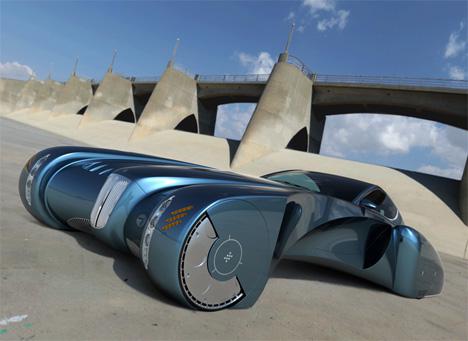 Bugatti Stratos Coches Del Futuro En Los A 241 Os 30 Y 40