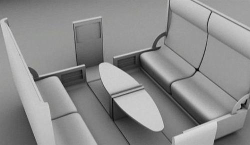 Loftbox 101 Muebles Plegables Para Espacios Pequeos