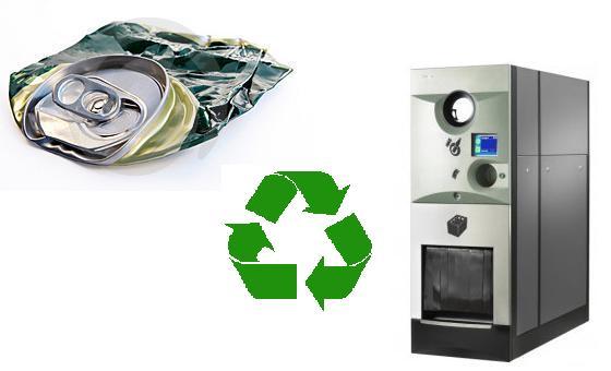 Su dinero gracias la m quina que te paga por entregar - Maquina de reciclaje de plastico ...