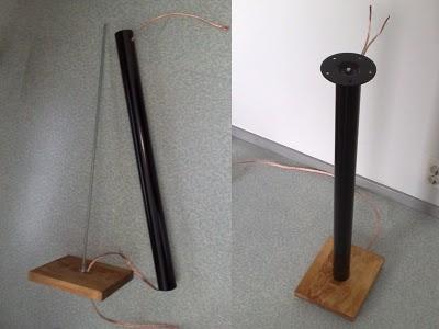 El rinc n del manitas soporte para altavoces de ikea - Soporte para altavoces ...