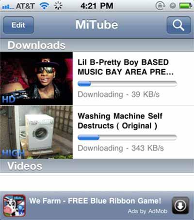 Mitube App Para Descargar Videos De Youtube Ingresa En La App Store