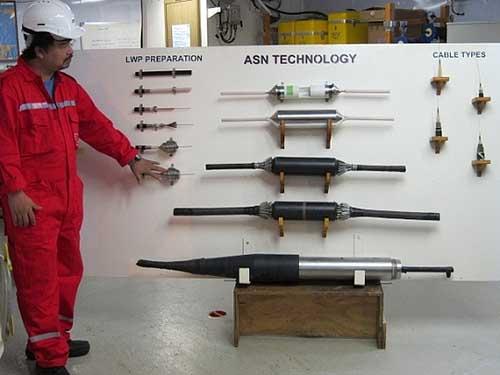La Tecnolog 237 A De Los Cables Submarinos Intercontinentales