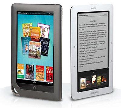 Microsoft invierte en Barnes & Noble