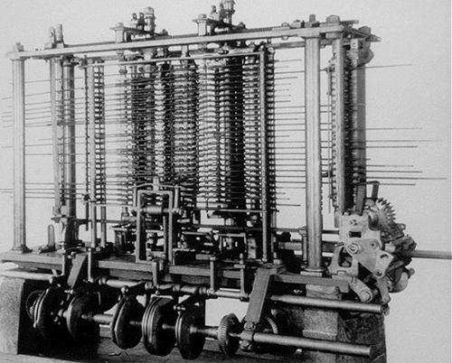 Planean construir la m quina anal tica de charles babbage siglo xix - Invention premier ordinateur ...