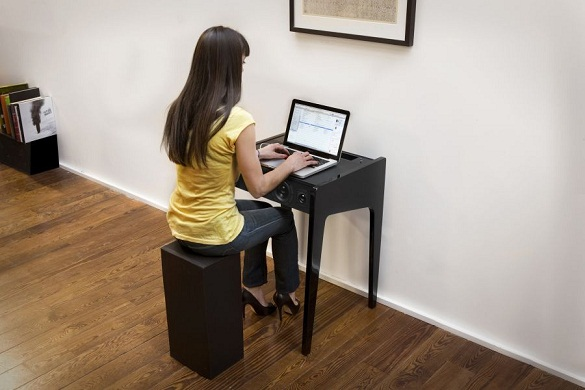 Laboite laptop dock ld 120 una mesa altavoz que no es - Petite table pour ordinateur portable ...