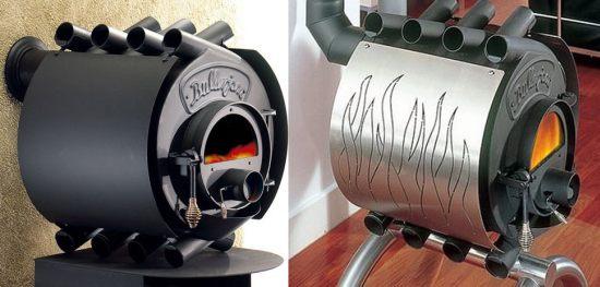Motor de estufa