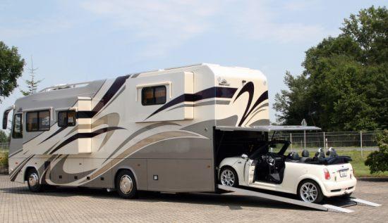 Vacaciones en autocaravana con el mini a cuestas - Casas moviles de lujo ...