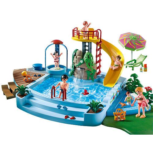 Tus clicks de playmobil tambi n se merecen unas vacaciones - Playmobil 3230 casa de vacaciones ...
