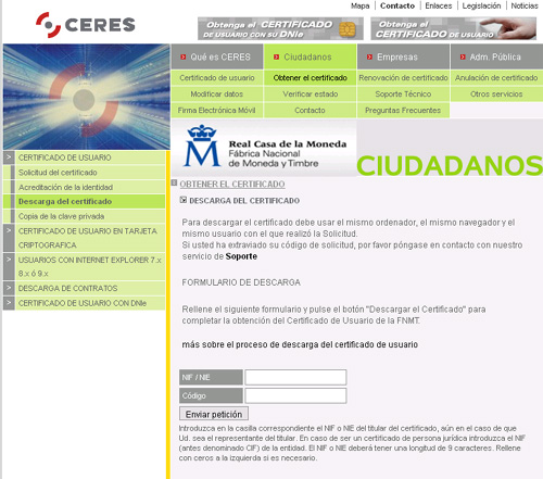 Descubre c mo conseguir tu certificado digital - Oficinas certificado digital ...