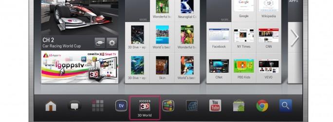 LG Google TV 01A