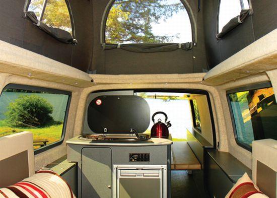 La Furgo De Volkswagen Con Ampliaci 243 N El 233 Ctrica De Habit 225 Culo