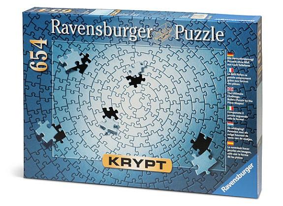 Krypt el puzzle definitivo 654 piezas nicas - Caja rompecabezas ...