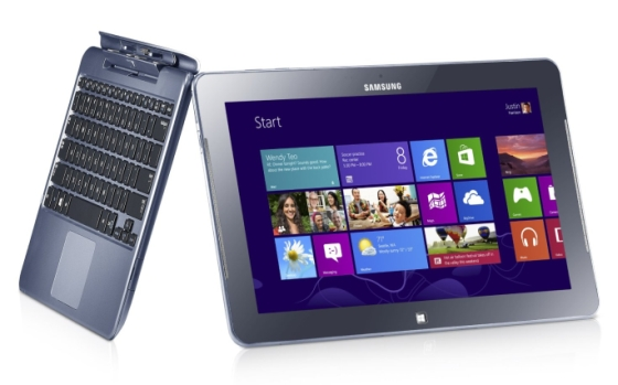 Samsung Ativ Smart PC 500 T