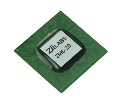 Chip ZMS Intel Ziilabs