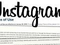 instagram nuevas condiciones