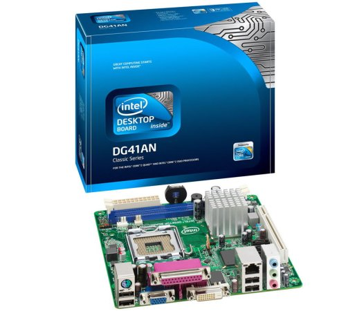 Intel Placa Base