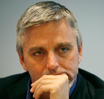 John Riccitiello, CEO de Electronic Arts EA