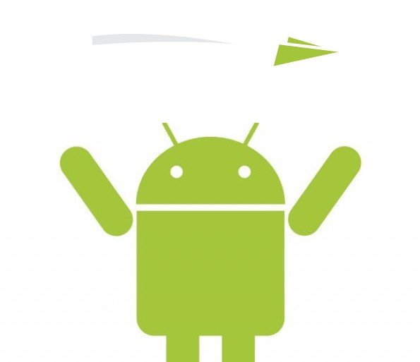 Android plane