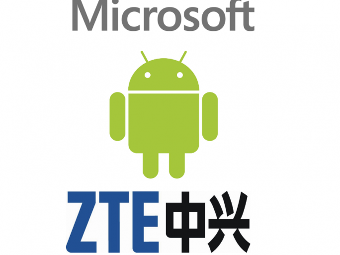 Microsoft ZTE Android