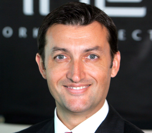 Acacio Martin, Fortinet