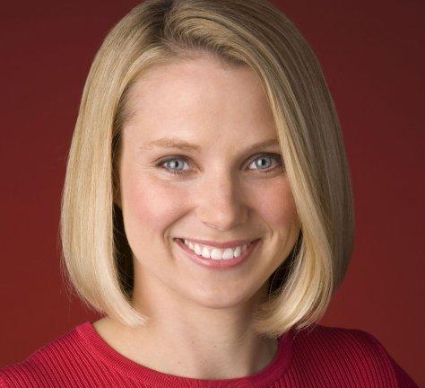 Marissa Mayer, Yahoo!