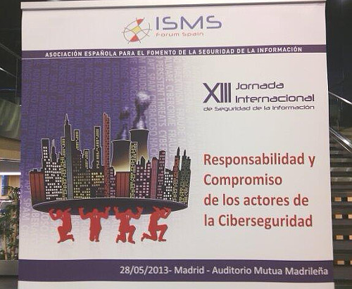 XIII ISMS Forum