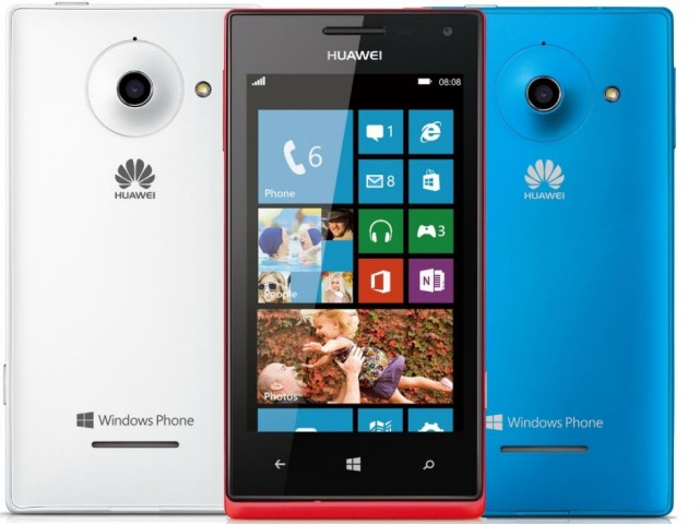Nokia-Huawei