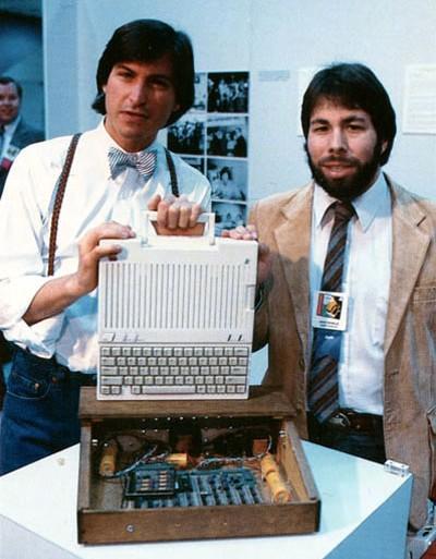 Steve Jobs Steve Wozniak