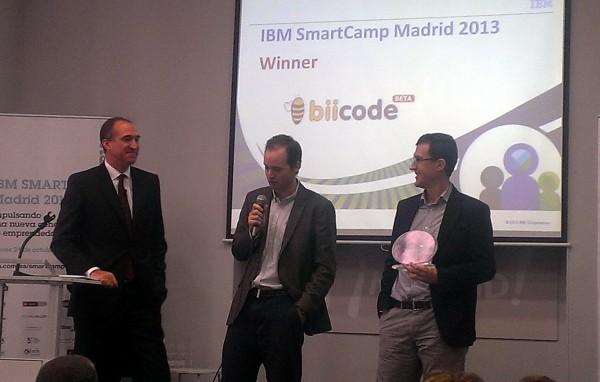 biicode-ibm-smartcamp
