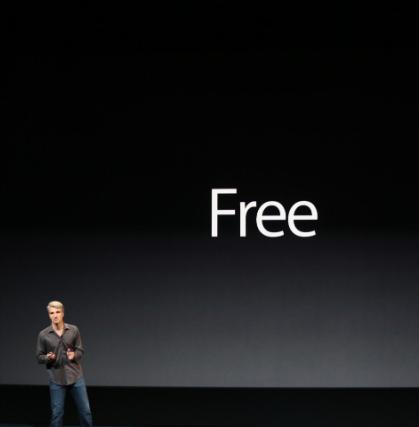 Mavericks gratis