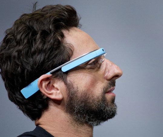 Sergey Google Glass