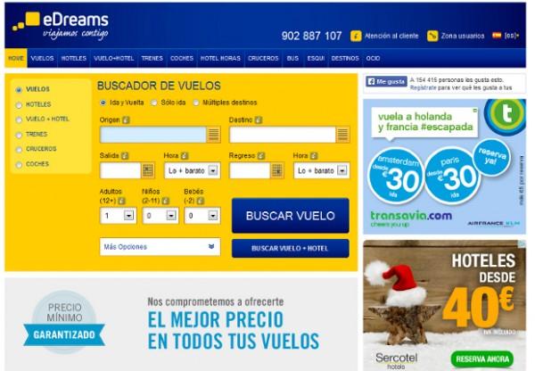 19.10.2012, Barcelona Directius d' Odigeo a la seu d' eDreams.