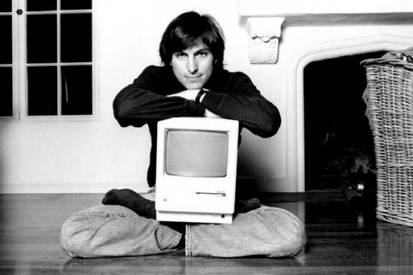 Steve Jobs y Macintosh