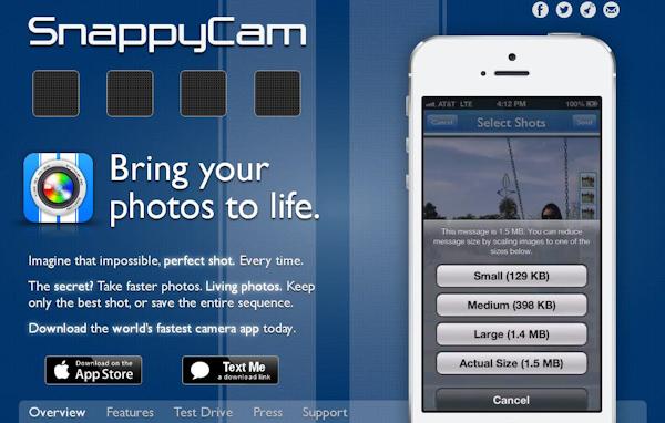 snappy-cam-app