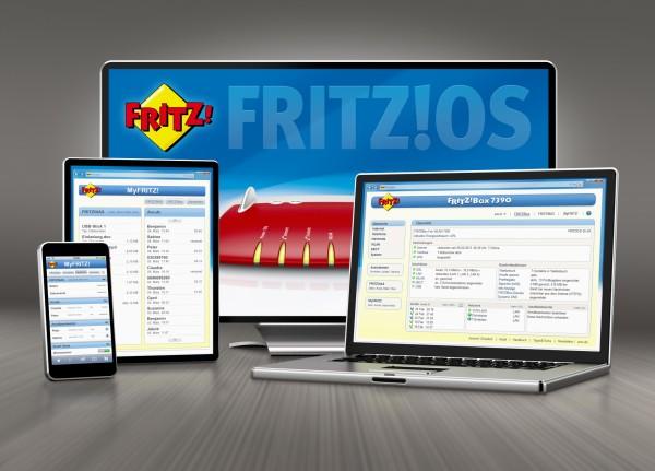 FRITZ!OS 5.50 für alle aktuellen FRITZ!Box-Modelle / FRITZ!OS 5.50 for all current FRITZ!Box models