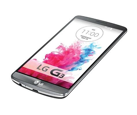 Nuevo LG G3: batería más duradera y más resolución de pantalla