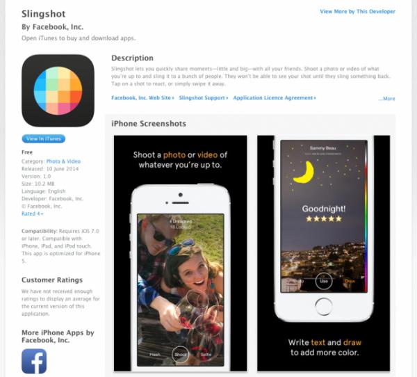 Slingshot-App-Store